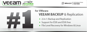 Veeam ESXi free support